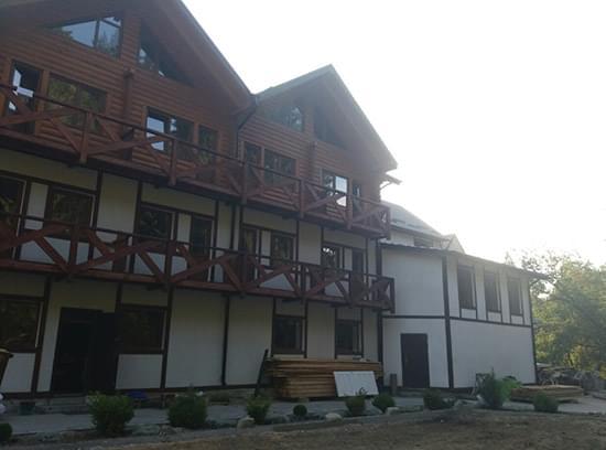 Отель Черемош