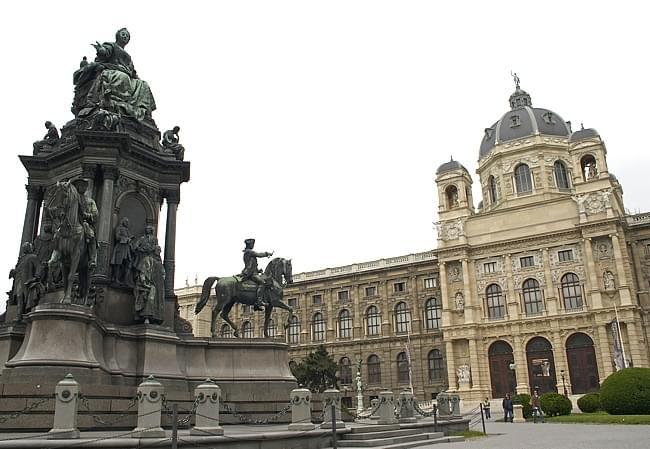 Тур выходного дня в Вену