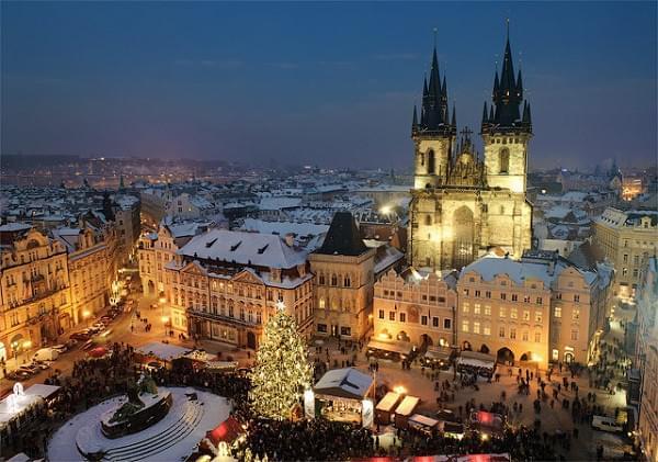 Praga na Novy God