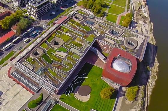 Центр Науки Коперника
