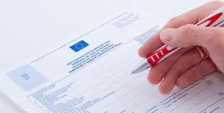 образец заполнения визы в люксембург