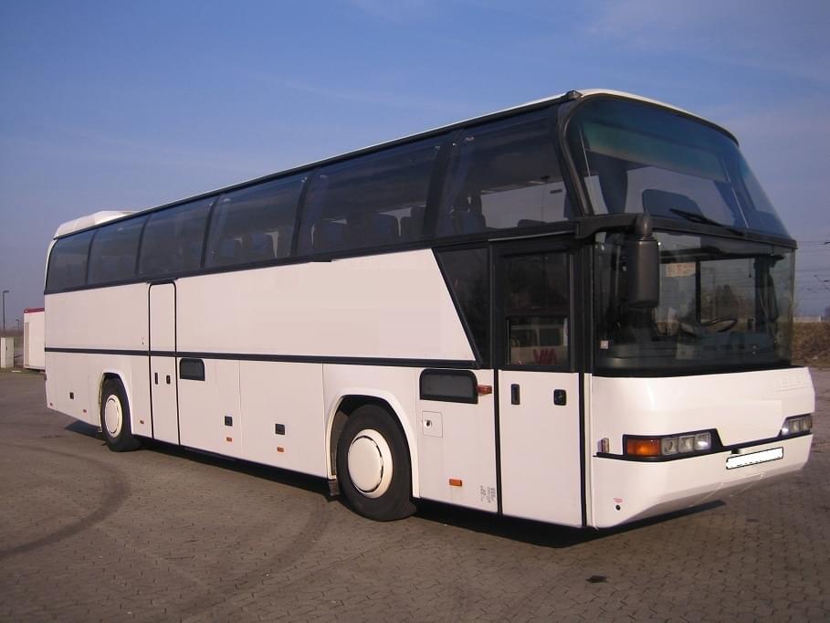 Автобус в Железный Порт