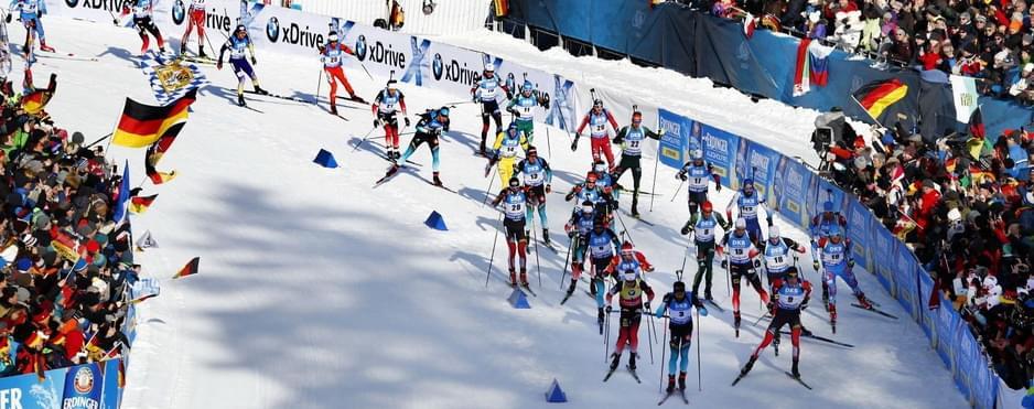 Тур на чемпионат мира по биатлону